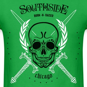SOUTH SIDE CHICAGO - Men's T-Shirt