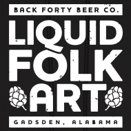 Design ~ Men's Liquid Folk Art logo Hoodie
