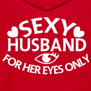SEXY HUSBAND for HER eyes only! Zip Hoodies/Jackets - Unisex Fleece Zip Hoodie by American Apparel