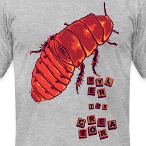 Tyler Cockroach Tee - Men's T-Shirt by American Apparel