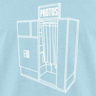 Design ~ Photobooth.net Men's Lightweight T-Shirt