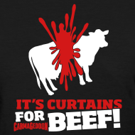 Design ~ Curtains for Beef