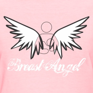 breast_angel Women's T-Shirts - Women's T-Shirt