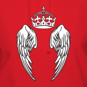 angel_king Hoodies - Women's Hoodie