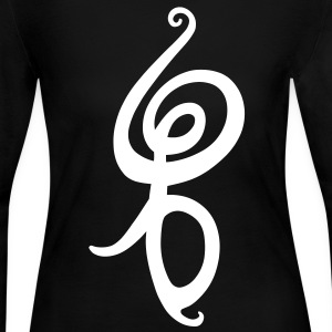Hakuna Matata - African Symbol Long Sleeve Shirts - Women's Long Sleeve Jersey T-Shirt
