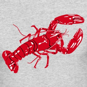 Lobster Long Sleeve Shirts - Men's Long Sleeve T-Shirt by Next Level