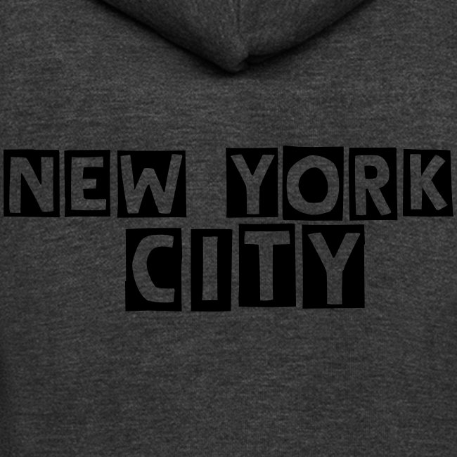 NYC   hoodie designed by Matthew S.Smith