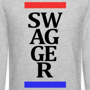Swagger Stripes - Crewneck Sweatshirt