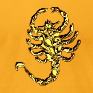 "Scorpion ""Drive"", 2c, Scorpio,  T-Shirts - Men's T-Shirt by American Apparel"
