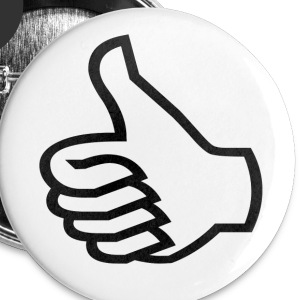 Thumbs up - Large Buttons