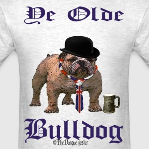 EnglishBulldog T-Shirts - Men's T-Shirt