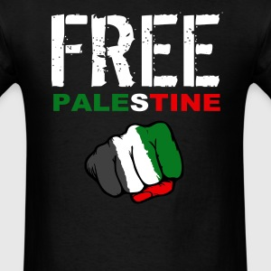 freepalestine T-Shirts - Men's T-Shirt