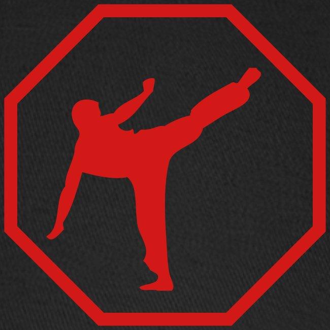 (Unisex) Karate Team Cap