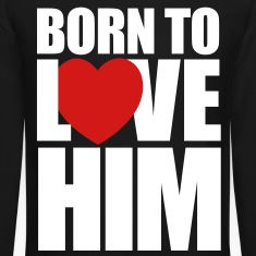 born_to_love_him - Couples Shirts