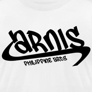 Arnis Philippino Arts - Men's T-Shirt by American Apparel