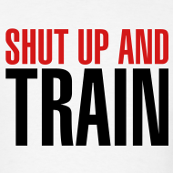 Design ~ Shut up and train