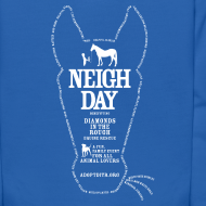 Design ~ Kids Neigh Day Hoodie