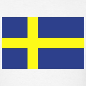 Sweden - Swedish flag - Men's T-Shirt