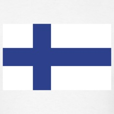 Finland- Finnish flag