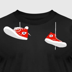 Converse Tee - Men's T-Shirt by American Apparel