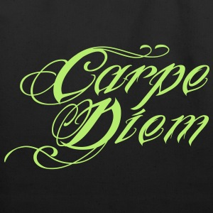 Carpe Diem Bag - Eco-Friendly Cotton Tote