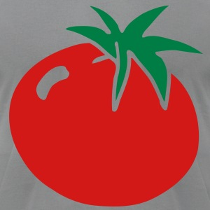 Tomato T-Shirts - Men's T-Shirt by American Apparel