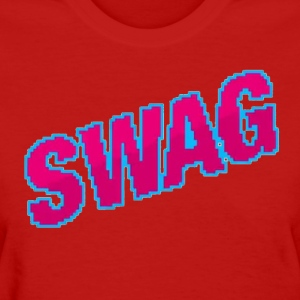 Swag 8-Bit Tee - Women's T-Shirt