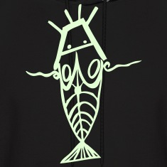 Nommo Ancient Astronauts / Glow in the Dark Hoodies