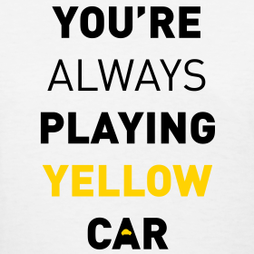 Design ~ Cabin Pressure - Yellow Car