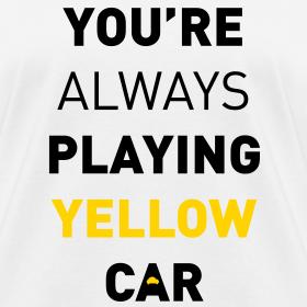 Design ~ Cabin Pressure - Yellow Car
