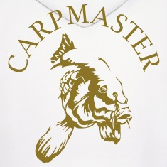 Carpmaster Hooded Sweatshirt Gold