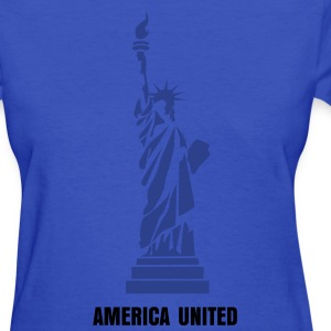 Statue of Liberty 01 Women's T-Shirts - Women's T-Shirt