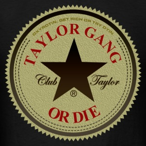 Taylor GANG Club Taylor All Star - Men's T-Shirt