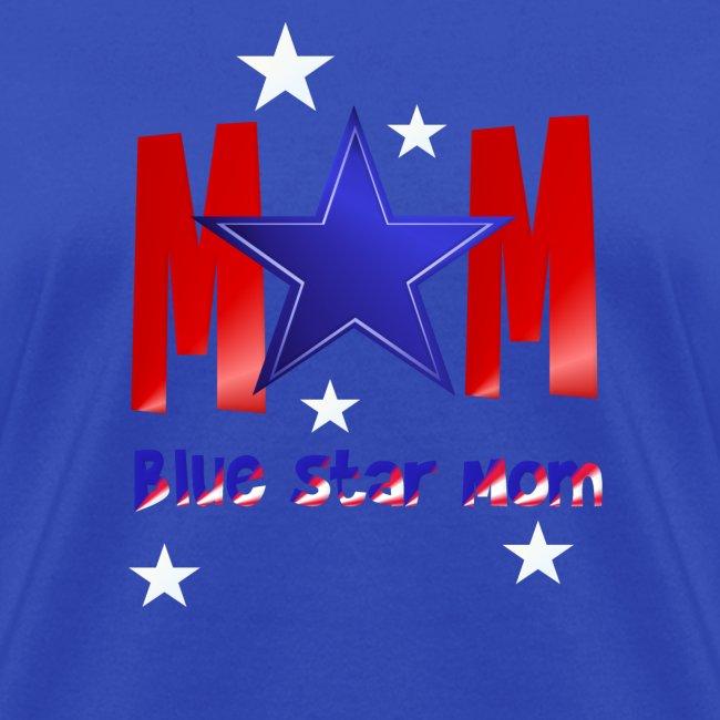 Blue Star Mom-Lettered