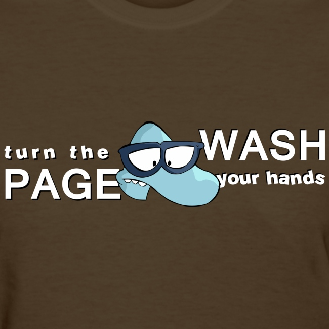 Turn the Page, Wash Your Hands