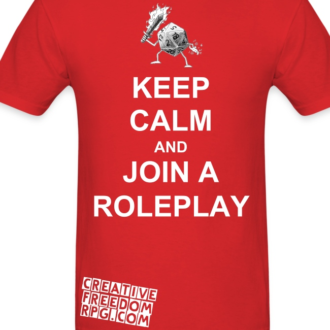 Join a Roleplay T-Shirt