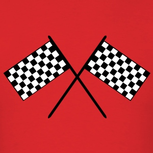 Grand Prix Flags T-Shirts - Men's T-Shirt
