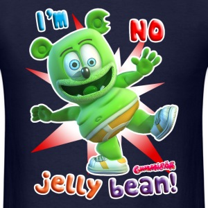 I'm No Jelly Bean Men's Shirt - Men's T-Shirt