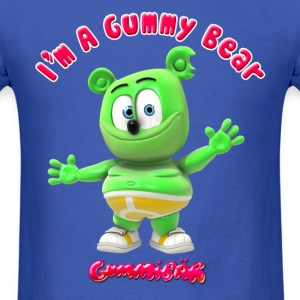 I'm A Gummy Bear T-Shirts - Men's T-Shirt