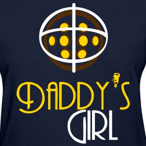 Big Daddy's Girl - 3 Color - Women's T-Shirt