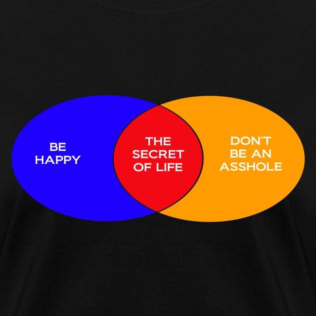 The Secret Of Life (Women's)