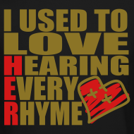 Design ~ I use to love H.E.R.  001 SWEATSHIRT