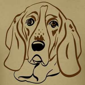Basset T-Shirts - Men's T-Shirt
