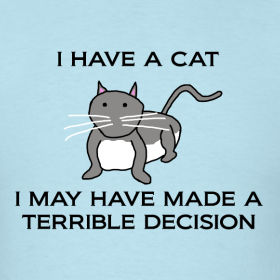 Design ~ Terrible Decision (Men's)