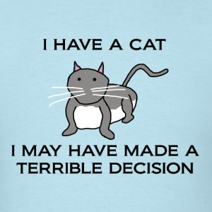Terrible Decision (Men's) - Men's T-Shirt