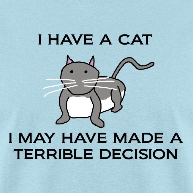 Terrible Decision (Men's)