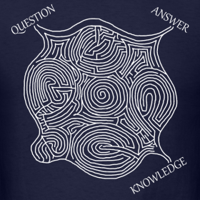 Design ~ Knowledge Maze (Men's)