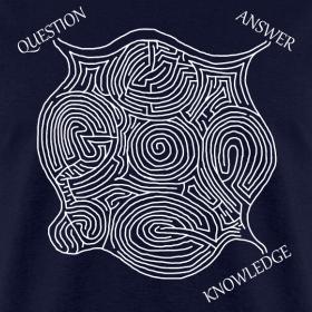 Design ~ Knowledge Maze (Men's)