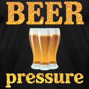 Beer Pressure T-Shirts - Men's T-Shirt by American Apparel