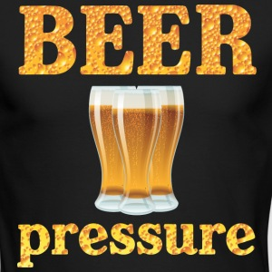 Beer Pressure Long Sleeve Shirts - Men's Long Sleeve T-Shirt by Next Level